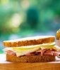 Best Picnic Recipes: Ham, Brie and Apple Sandwiches