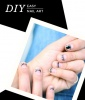 Easy Nail Art: Too-Cool-for-School Minimal Manicure