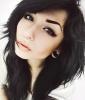 Emo Hair: Back In Black