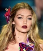 Gigi Hadid's Best Beauty Moments: Wine and Fine