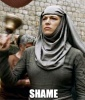 Shame Woman from 'Game of Thrones'