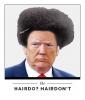 Hairdo? Hairdon't