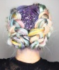 Glitter Hair: Sequin of Events