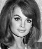 Jean Shrimpton's Mod Chic Cat Eye