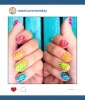 Mani of the Week: Miss Ladyfinger's Pride Nails