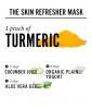 De-Puffing Cucumber + Aloe Vera + Turmeric Mask
