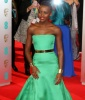 Lupita Nyong'o is an aquamarine dream