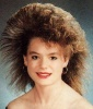 '80s Hair: Electric Style