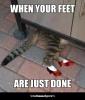 Heels Are Hard