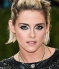 Kristen Stewart's Daring Cat Eye