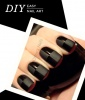 Easy Nail Art: Not Matte About It