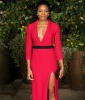 Naomie Harris cuts it close