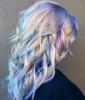 Silver Opal Hair