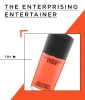 M.A.C. Nail Lacquer in Morange, $13