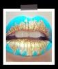 Gilded Kiss