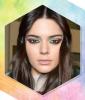 Kendall Jenner's Lisa Frank Eyes