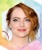 Emma Stone's Bright Blue Outer Corners