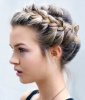 Woven Crown Braid