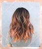 Deep Ombre Waves