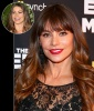 Sofia Vergara's New Bangs