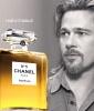 Worst: Brad Pitt for Chanel