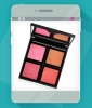 The Product: E.L.F. Cosmetics Powder Blush Palette, $6