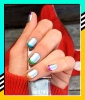 Jewel-Toned Tips