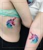 Matching Magical Tattoos