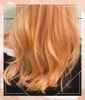 Creamsicle Soft Waves