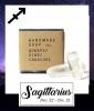 Wild Medicine Quartz, Pine and Charcoal Soap, $22