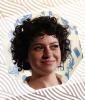 Alia Shawkat's Tousled Bob with Bangs