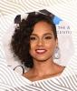 Alicia Keys' Curly Undercut