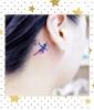 Starry Peter Pan Tattoo