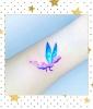 Twinkling Tinkerbell Tattoo