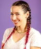 How to Dutch Braid: Final Look