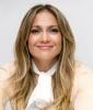 Jennifer Lopez's Golden Blonde Highlights