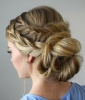 Stacked Fishtail French Braid