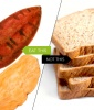 Swap Gluten-Free Bread for Sweet Potatoes