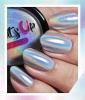 Silver Holographic Chrome