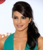 Priyanka Chopra's Dramatic Bouffant