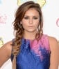 Nina Dobrev's Red Carpet Rope Braid