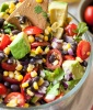 Summer Corn, Avocado, & Black Bean Salad