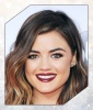 Lucy Hale's Good Girl Gone Goth Look