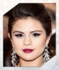 Selena Gomez's Mile-Long Lashes