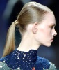 Hair: Polished Ponytails