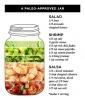 Paleo Mason Jar Salad