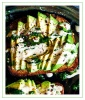 Avocado Toast with Pesto and Tahini