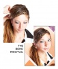 The Boho Ponytail