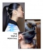 The Triple Ponytail