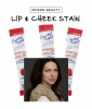 Crystal Light = Lip and Cheek Stain